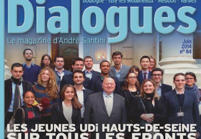 Dialogues : consultez le numéro du mois de juin !