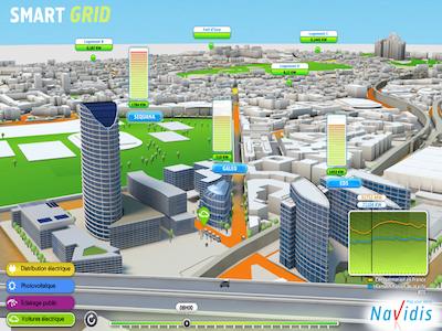Issy-les-Moulineaux, de la cyber-cité à la smart city