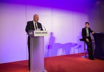 André Santini : «Le Centre est redevenu incontournable»