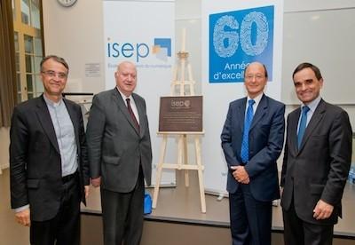 L'ISEP inaugure son campus d'Issy-les-Moulineaux