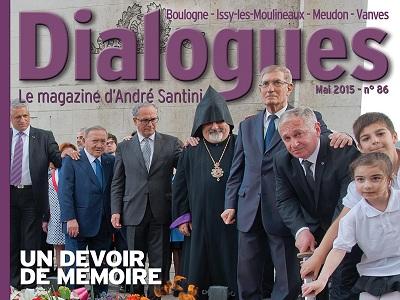 Dialogues : consultez le numéro du mois de mai !