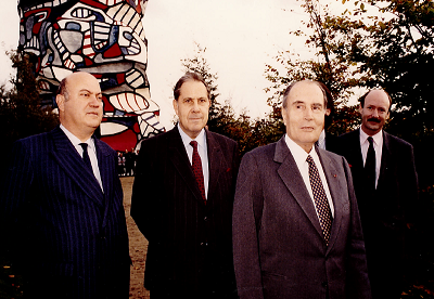 Hommage à Charles Pasqua, un élu visionnaire