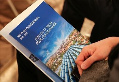 Eau : le SEDIF va investir 1 milliard d'euros d'ici 2020