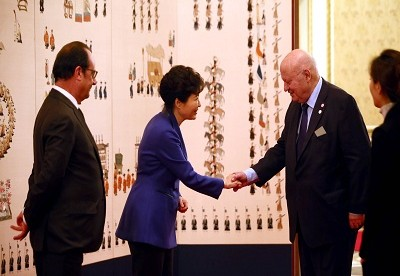 France – République de Corée : 130 ans d'amitié