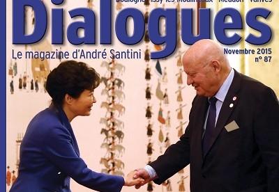 Dialogues : consultez le numéro du mois de novembre !