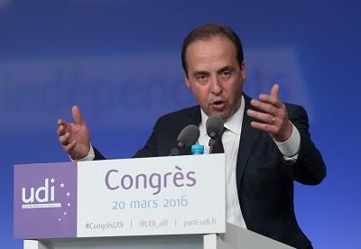 Primaire de la droite : réunie en Congrès, l'UDI dit non