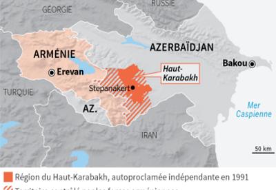 Communiqué suite aux combats dans le Haut-Karabakh