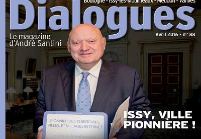 Dialogues : consultez le numéro du mois d'avril !