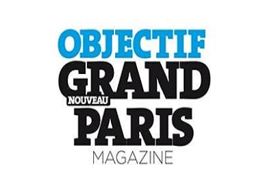 Interview d'André Santini dans Objectif Grand Paris