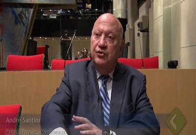 Vidéo : contrat de développement Ville d'Issy – CD92