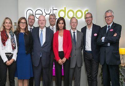 Retour sur… L'inauguration du Nextdoor Cœur Défense