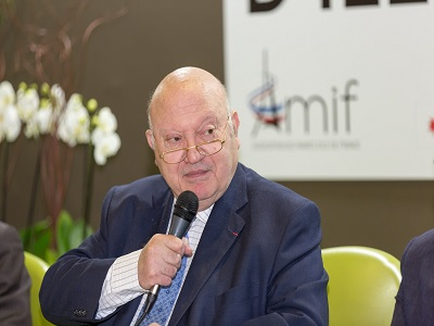 Éducation, Grand Paris : André Santini au SMIDF 2017