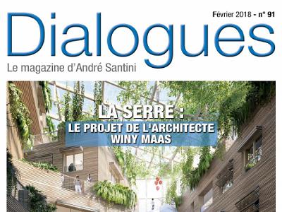 Dialogues : consultez le numéro du mois de février