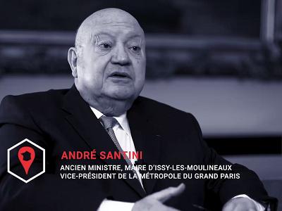 «Ici, on innove» : le témoignage d'André Santini