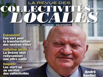 Entretien avec La Revue des Collectivités Locales