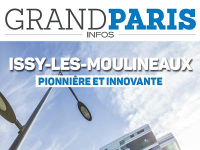 «Issy-les-Moulineaux, pionnière et innovante»