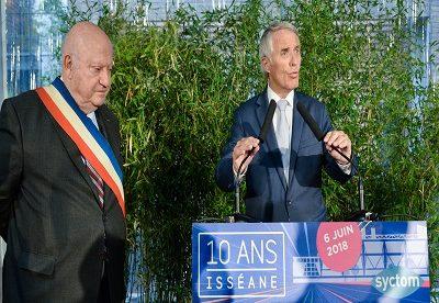 Anniversaire : l'usine Isséane a fêté ses 10 ans !