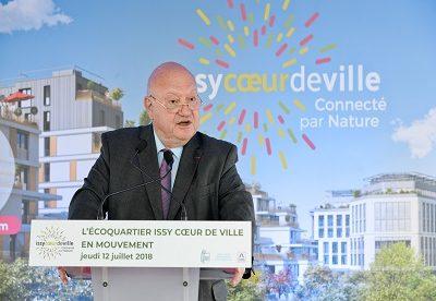 Éco-quartier «Issy Cœur de Ville» : point d'étape