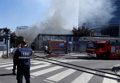 Suite de l'incendie à Issy : le message d'André Santini