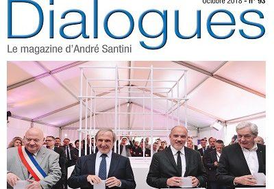 Dialogues : consultez le numéro du mois d'octobre
