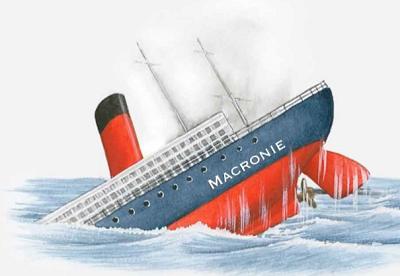 Récit : quand la Macronie s'enfonce dans l'abîme