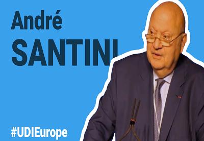 Congrès UDI : revivez le discours d'André Santini