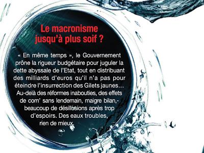 2017-2019 : bilan en eaux troubles pour Macron