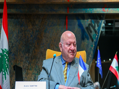 Le soutien d'Issy-les-Moulineaux au peuple libanais