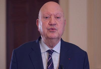En vidéo : les vœux d'André Santini aux isséens pour 2021